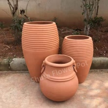 Pots de planteur de fleur de petite taille pour la décoration de jardin