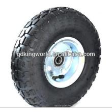 roda de carrinho de mão pneu 400/350-8