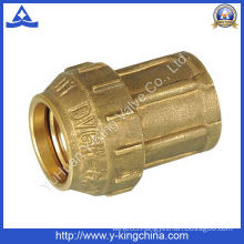 "1/2""-2"" Brass Spanish/Compression Fitting for Pipe (YD-6042)"