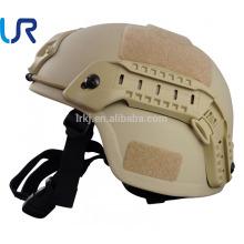 NIJ IIIA Kevlar MICH casco a prueba de balas / casco balístico militar