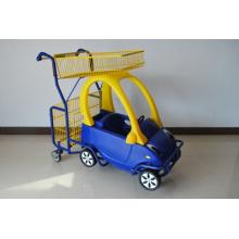 Kinder Supermarkt Einkaufswagen Kinder Trolley