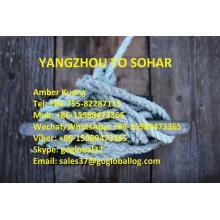 Jiangsu Yangzhou Sea Freight to Oman Sohar