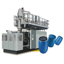 250L Extrusion blow molding machine with accumulator parison