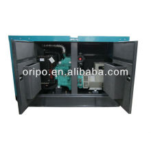 Generador silencioso de 4 cilindros Cummins 4BTA3.9-G2 48kw / 60kva para la venta