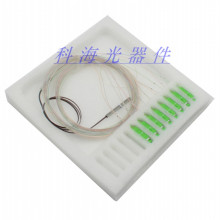 PLC Splitte 1 * 8 Splitter de Fibra Óptica