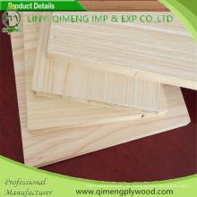 E0 Klasse 16mm Melamin Block Board Sperrholz für Möbel