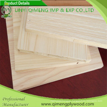E0 Grade 16mm Melamine Block Board Plywood for Furniture