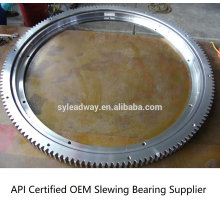 API Certified Rotek Large Diameter Bearing Replacement for Wrapping Machine