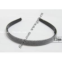 Gets.com abs Kunststoff Rhinestone Uhr PU Lederband