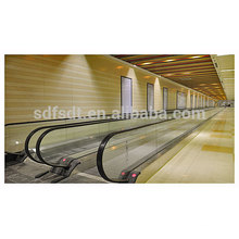 FJZY moving walkway with step width 800mm inclination : 0