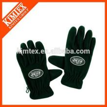 Großhandel benutzerdefinierte Polyester billig Winter Handschuhe