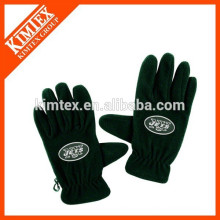 wholesale custom polyester cheap winter gloves