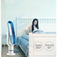 Liangshifu Touch screen  18 Inch Electric bladeless standing fan