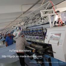 Автоматическая текстильная стегальная швейная машина для постельных принадлежностей Ygb128-2-3