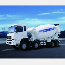 Dongfeng 10m3 Concrete Mixer Truck