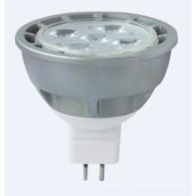 Lâmpada LED SMD MR16 2835SMD 5.5 w 400lm AC/DC12V