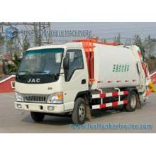 Camion à ordures compacteur JAC 4X2 5000L