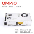 Wxe-320s-15 High Efficiency S-320-15 15V 20A Switching Power Supply