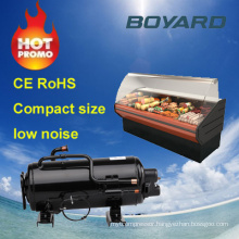 lbp r404a CE Rohs lanhai boyard freezing kompressor condensing unit for coldroom food showcase freezer chiller