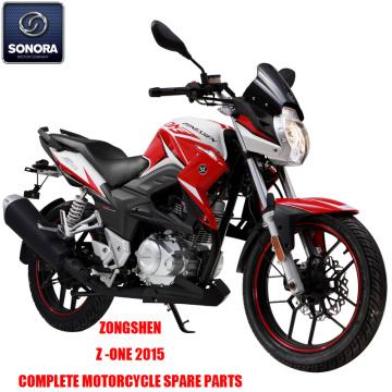 Zongshen Z-one 2015 Complete Engine Body Kit Spare Parts Original Spare Parts