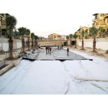 PET Nonwoven Geotextile Driveway Fabric