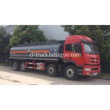 FAW 8x4 Chemical liquid truck