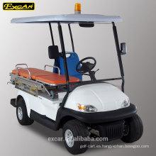 2 plazas CE precios ambulancia eléctrica carro de golf coche