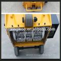 Fraiseuse de chaussée utilisée de construction