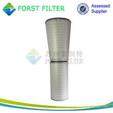 FORST tipo elemento de filtro de filtragem de poeira eficiente China fornecedor