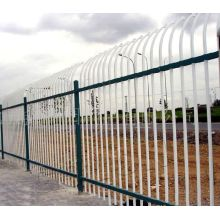 Exterior Ornamental Iron Residential Fence