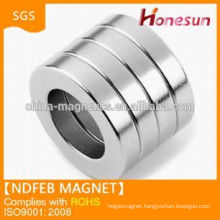Stepper Motor Neodymium Magnet Ring China Manufacturer