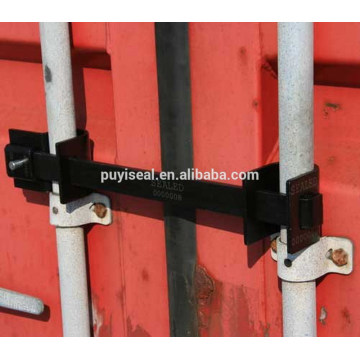 PY-2002 Black color container barrier seal lock