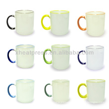 10oz Beaker Mug/Ceramic Sublimation Mug/Design Your Own Logo Blank Mug