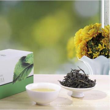 Yunnan Dian Cai frischer Grüntee