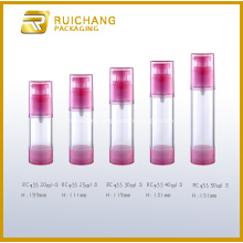 Cosmetic Plastic Airless Bottle