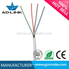 Shielded twisted pair cable 2 pairs