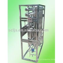 Equipamento de destilação de efeitos múltiplos LD200-5