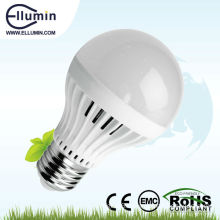 led bulb 220v 3w plasic shell