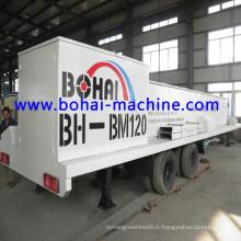 Machine de formage de roulement de toit en biseau Bh Msbm