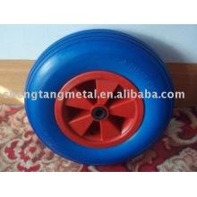 высокое качество PU колесо 400-6