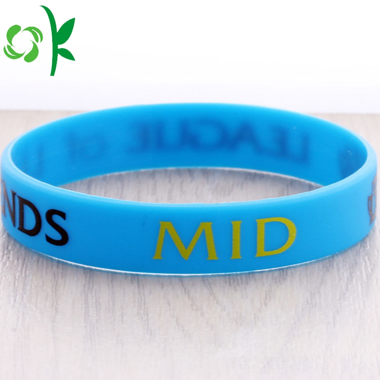 Silicone Silk Printing Bands