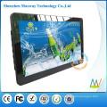 16: 9 résolution 1366x768 miroir cadre 15,6 pouces mode numérique cadre photo