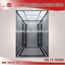 Miroir St / St ascenseur élévateur de verre en verre