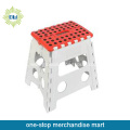 Yiwu Good Quality Heavy Duty Plastic Foldable Step Stool