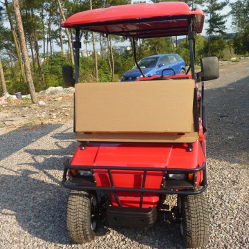 Golf carrelli sollevati da vendere