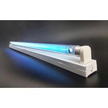 Luz de tubo de desinfección led ultravioleta enlazable