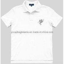 Sports Polo Shirt / 100% Algodão Polo-Shirt / Fashional T-Shirt