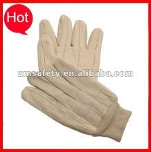 Gant anti-chaleur tricoté poignet doublure ZMA0237