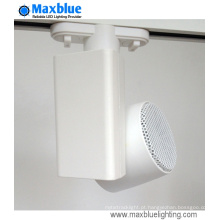 15W 38 graus 4 fios LED Track Light
