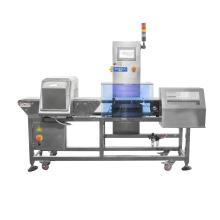 Food Processing Industry Conveyor Belt Checkweigher Combined Metal Detector